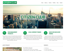 Template 030: Citizen Club
